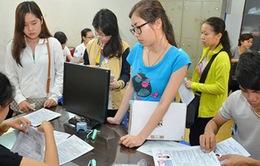 Đảm bảo nhận hồ sơ dự thi THPT Quốc gia 2017 đến 16h ngày 20/4