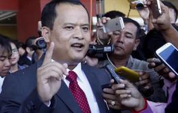 Hai đảng đối lập ở Campuchia có nguy cơ bị giải thể