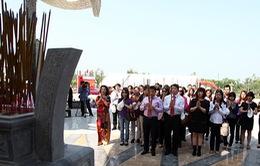 Quảng Nam tổ chức nhiều hoạt động kỷ niệm ngày Thương binh liệt sỹ