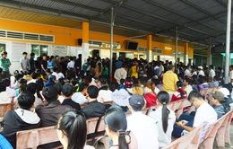 Người dân làm giấy chứng minh nhân dân tăng đột biến tại Sóc Trăng