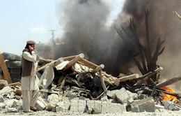20 người chết do nổ bom ngoài tòa án tối cao Afghanistan