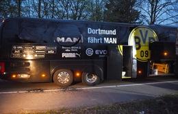 Vụ đánh bom xe đội Dortmund: Một người đàn ông bị bắt