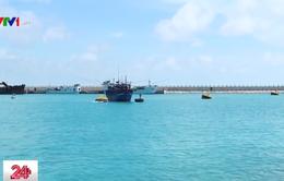 Ngư dân tăng thời gian đánh bắt tại vùng biển Trường sa