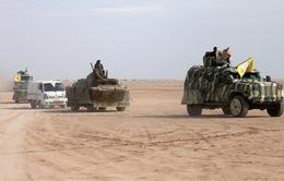 IS bị đánh bật khỏi Tây Bắc Syria