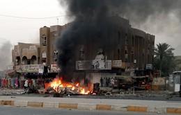 Đánh bom liều chết tại Iraq