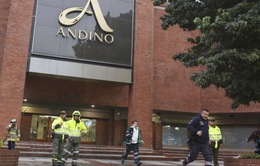 Đánh bom khu mua sắm ở Colombia, ít nhất 3 phụ nữ thiệt mạng