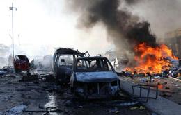 Đánh bom đẫm máu tại thủ đô Somalia gây thương vong lớn