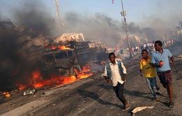 Đánh bom tại Somalia, 137 người thiệt mạng
