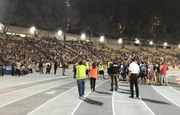 Đại học California, Mỹ sơ tán khẩn cấp vì đe dọa đánh bom