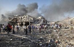 Somalia tuyên bố quốc tang 3 ngày sau vụ đánh bom kép