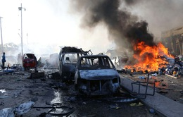 Somalia: Vụ đánh bom liên hoàn ở Mogadishu đã làm hơn 300 người chết
