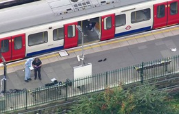 Anh tăng cường an ninh sau vụ đánh bom tàu điện ngầm ở London