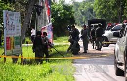 Hai vụ đánh bom liên tiếp ở miền Nam Thái Lan