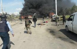 Syria: Đánh bom xe chở người sơ tán, ít nhất 24 người thiệt mạng