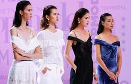 Vietnam's Next Top Model 2017: Kim Dung thế chỗ Chà Mi ở nhà chung, Lại Thanh Hương dừng bước