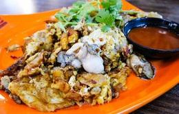 Đến Singapore thưởng thức hàu chiên trứng
