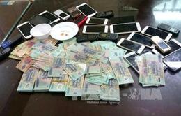 Hà Nội: Triệt phá đường dây cá độ bóng đá qua mạng Internet 2 tỷ đồng/ngày