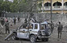 Somalia: Đánh bom xe gần dinh Tổng thống, 5 người thiệt mạng
