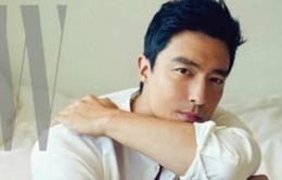 Nam tài tử lai xứ Hàn đẹp hút hồn trên tạp chí