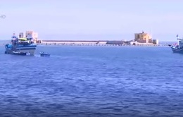 Đảo Đá Tây tăng cường dịch vụ hậu cần nghề cá