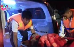 Cứu ngư dân bị nạn ở đảo Thổ Châu