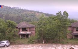 Biệt thự bỏ hoang: Hậu quả sau cơn sốt đất ở Ba Vì