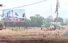 Nhiều khuất tất trong giao dịch mua bán đất nền tại dự án Diamond City