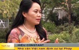 Người phụ nữ Việt Nam tảo tần trên đất Pháp