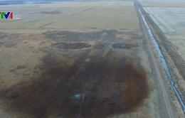 Rò rỉ đường ống dẫn dầu Keystone ở Mỹ