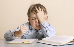 Cẩn trọng: Triệu chứng đau đầu ở trẻ em