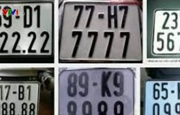 Đấu giá biển số xe: Kỳ vọng thu ngân sách hàng nghìn tỷ đồng