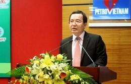Ông Nguyễn Quốc Khánh thôi giữ chức vụ Chủ tịch PVN