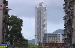 Trung Quốc: Đầu tư tăng ở mức thấp nhất trong 18 năm