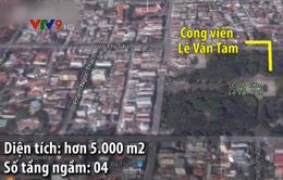 TP.HCM chốt xây 4 dự án bãi đậu xe ngầm