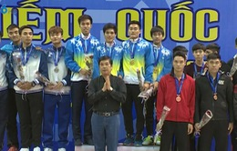 Đoàn Hà Nội giành ngôi nhất toàn đoàn Giải đấu kiếm toàn quốc 2017