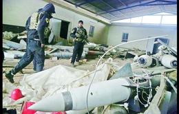 Phát hiện dấu vết sử dụng vũ khí hóa học tại Mosul, Iraq