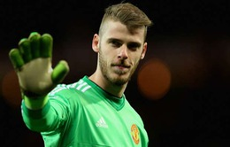 """Man Utd quyết chi đậm hòng giữ De Gea khỏi """"nanh vuốt"""" Real"""