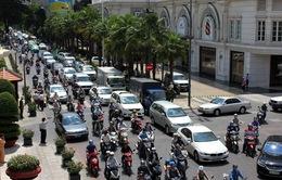 Nghiên cứu lập đề xuất thu phí ô tô vào trung tâm TP.HCM