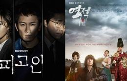 Rating phim của SBS và MBC bám đuổi nhau sát nút
