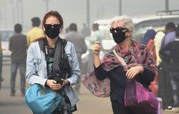Du khách rời New Delhi do ô nhiễm không khí