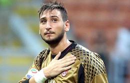 Donnarumma đồng ý gia hạn với AC Milan với một điều kiện