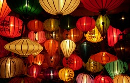 Độc đáo nghề làm đèn lồng Hội An
