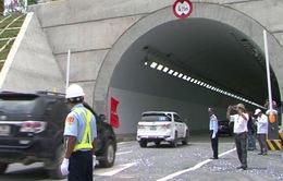 Ngày 3/9 chính thức thu phí phương tiện qua hầm Đèo Cả