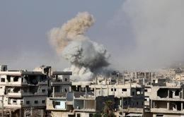 Quân đội Syria tăng cường dội bom ở Deraa
