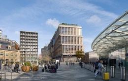Lộ hình ảnh trụ sở mới đẹp như mơ của Google tại London
