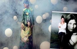 """NTK Thủy Nguyễn """"mộng mị"""" trên sàn catwalk Tuần lễ thời trang quốc tế Việt Nam Xuân - Hè 2017"""