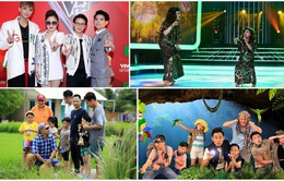 Những gameshow hấp dẫn lên sóng VTV3 trong tháng 8