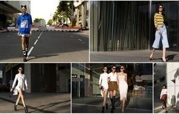 """Xuống phố """"chất lừ"""" như dàn người mẫu Vietnam's Next Top Model"""
