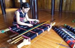 Công nhận nghề dệt zèng là di sản văn hóa phi vật thể quốc gia