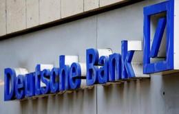 Deutsche Bank đồng ý trả 95 triệu USD để dàn xếp với Mỹ